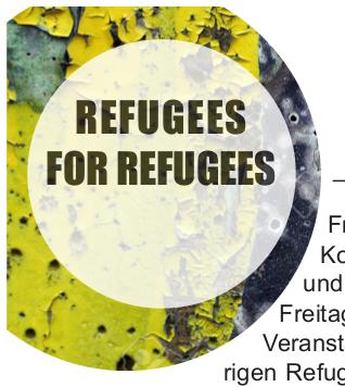 RefugeesForRefugeesBild